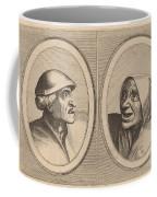 """""""dief-achtighe Tijs"""" And """"nies Spoel-de-nap"""" Coffee Mug"""