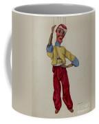 """sinbad"" Marionette Coffee Mug"