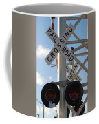 R X R Crossing Coffee Mug