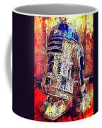 R2 - D2 Coffee Mug by Al Matra