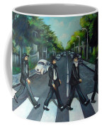 Rabbi Road Coffee Mug