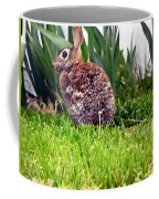 Rabbit As A Painting Coffee Mug