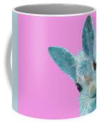 Rabbit Eyes Coffee Mug