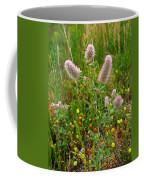 Rabbit Foot Clover Coffee Mug