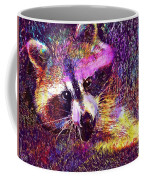 Raccoon Animal Cute Mammal  Coffee Mug