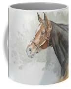 Race Horse Study 1 Coffee Mug