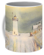 Race Point Lighthouse Provincetown Coffee Mug