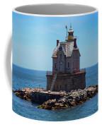Race Rock Lighthouse Coffee Mug