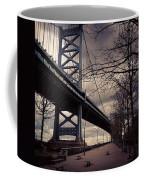 Race Street Pier Coffee Mug by Katie Cupcakes