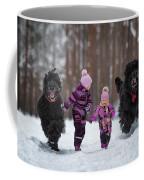 Race You Coffee Mug