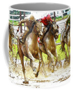 Racetrack Dreams 11 Coffee Mug