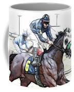 Racetrack Dreams 8 Coffee Mug