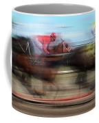 Racetrack Dreams  Coffee Mug