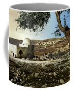 Rachel Tomb In Bethlehem Coffee Mug