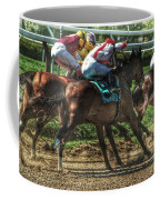 Racing Coffee Mug