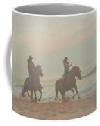 Racing Riders Coffee Mug