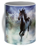Racing The Storm Coffee Mug