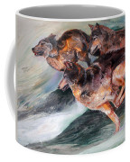 Racing The Wind Coffee Mug