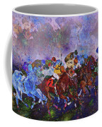 Racing With Ghosts Coffee Mug