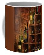 Racked Wine Coffee Mug