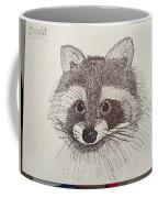 Racoon Coffee Mug