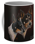 Radar And Ginger Coffee Mug
