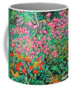 Radford Flower Garden Coffee Mug