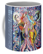 Radha Krishna - Cosmic Dance Coffee Mug
