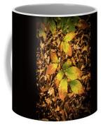 Radiant Beech Leaf Branches Coffee Mug