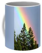 Radiant Rainbow Coffee Mug