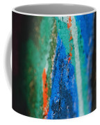 Radiating Colors Coffee Mug