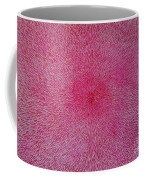 Radiation With Pink And Magenta  Coffee Mug