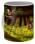 Radio Ad For Janine Santana Coffee Mug