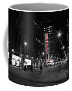 Radio City Colors Coffee Mug