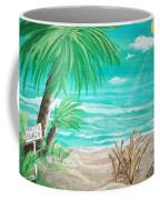 Raelee's Beach Coffee Mug
