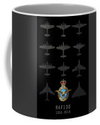 Raf100 - The Bombers Coffee Mug