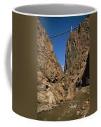 Rafting On The Arkansas River Coffee Mug
