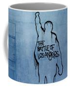 Rage Against Machine Coffee Mug