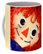 Raggedy Ann Coffee Mug