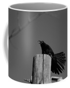 Raging Crow Coffee Mug
