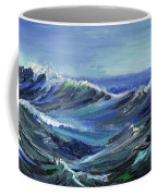 Raging Seas Coffee Mug