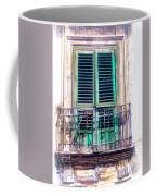 Ragusa Window Coffee Mug