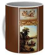 Rahoult Charles Diodore Allegory Of Spring Coffee Mug