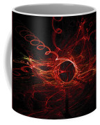 Rahu Eclipse 2017 Coffee Mug