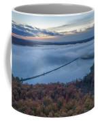 Rail Ends Coffee Mug