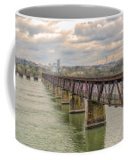 Railroad Bridge3 Coffee Mug