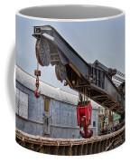 Railroad Crane Coffee Mug