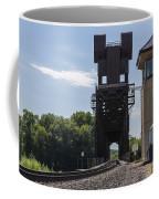 Railroad Lift Bridge 2 C Coffee Mug