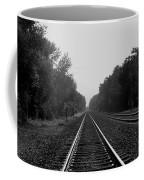 Railroad To Nowhere Coffee Mug