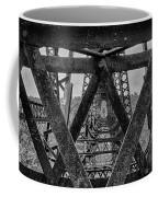 Railroad Trestle Panoramic 2 Coffee Mug